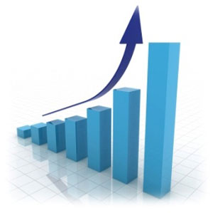 Increased revenue, margins, traffic